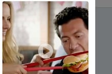 Burger King Gets Burned for Racist Ad Showing People Eating Burgers with Chopsticks