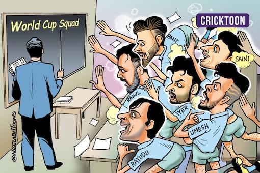 IPL Sparkle = World Cup Ticket?
