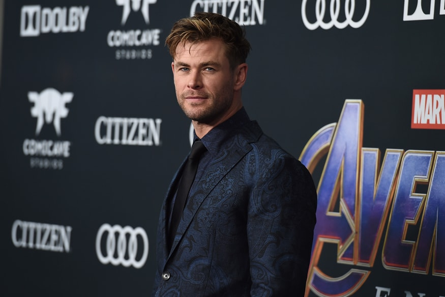 I Allowed Anxiety to be My Motivator Instead of Something that Can Threaten Me, Says Chris Hemsworth