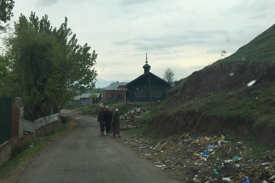 Churmujru village