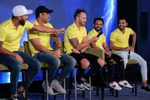 Dhoni, Faf & Jadhav Recite Famous Movie Dialogues at CSK Event