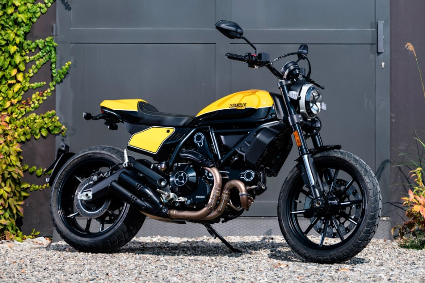 2019 Ducati Scrambler Full Throttle. (Image: Ducati)
