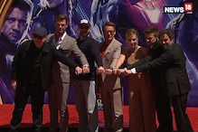 Robert Downey Jr to Chris Evans | Avengers: Endgame Stars Honored With Handprint Ceremony At TCL Chinese Theatre