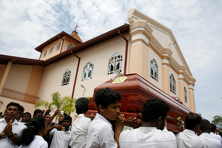 Sri Lanka Bans Face Coverings After Easter Attacks
