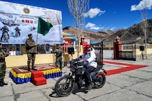 Indian Army Bikers on Royal Enfield Begin 1000Km Expedition to Commemorate Kargil Vijay Divas