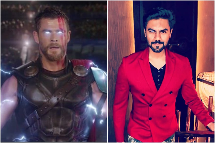 After Voicing Thor In Hindi Gaurav Chopraa Wants To Be A