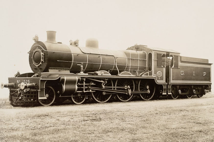 25 Rare Pictures From Indian Railways History That You'll Love To See
