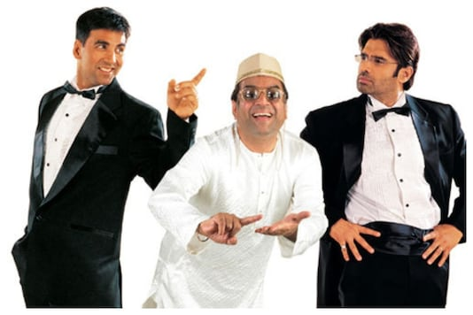 Suniel Shetty Says Some Differences Need to be Ironed Out Before Making Hera Pheri 3