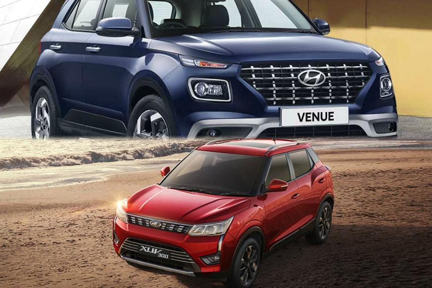 Hyundai Venue Vs Mahindra Xuv300 Spec Comparison Features Engine