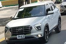 Next-Gen Hyundai Creta (ix25) Spied Testing in South Korea