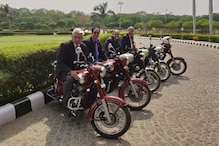 Jawa Motorcycles Reunite 1971 Indo-Pak War Veteran IAF Fighter Pilots Known as Hell's Angels