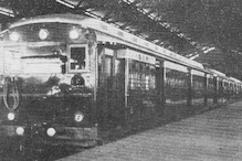 Today is 95th Anniversary of India's First Electric Train