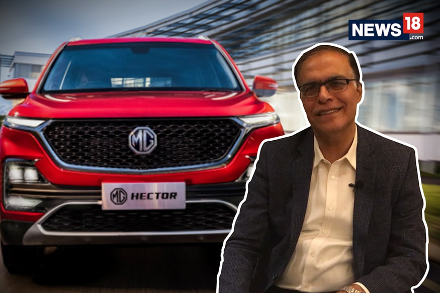 Interview: Rajeev Chaba – President MD, MG Motor India