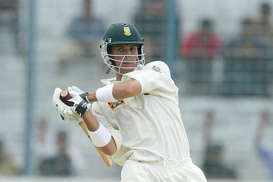 26th April 2003: Jacques Rudolph's Double On Debut