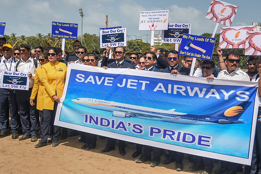 After It Emerged as Sole Potential Buyer, Jet Airways Lenders Make Presentation to American Synergy Group