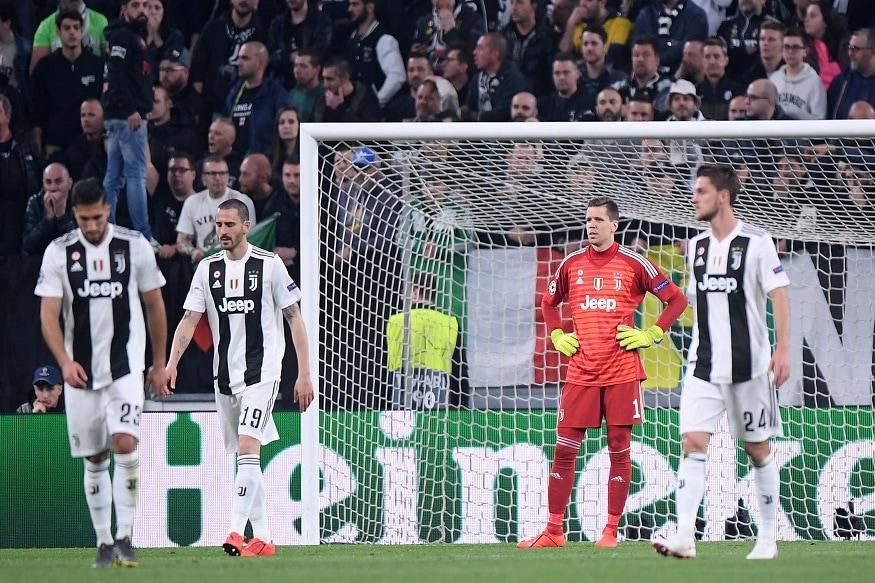 Champions League Quarter Final Second Leg - Juventus v Ajax Amsterdam-Reuters