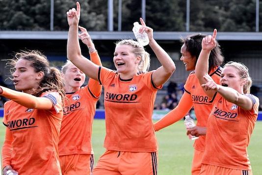 Lyon women (Photo Credit: Lyon)