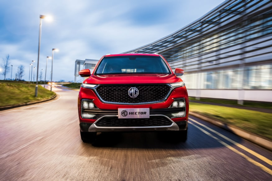 MG Hector to Be India's First Internet Car, Technology Revealed - News18