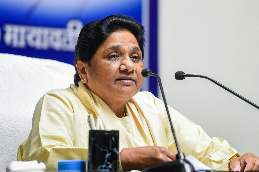 PM Modi Betrayed People of Uttar Pradesh Who Helped Him Win, Says Mayawati