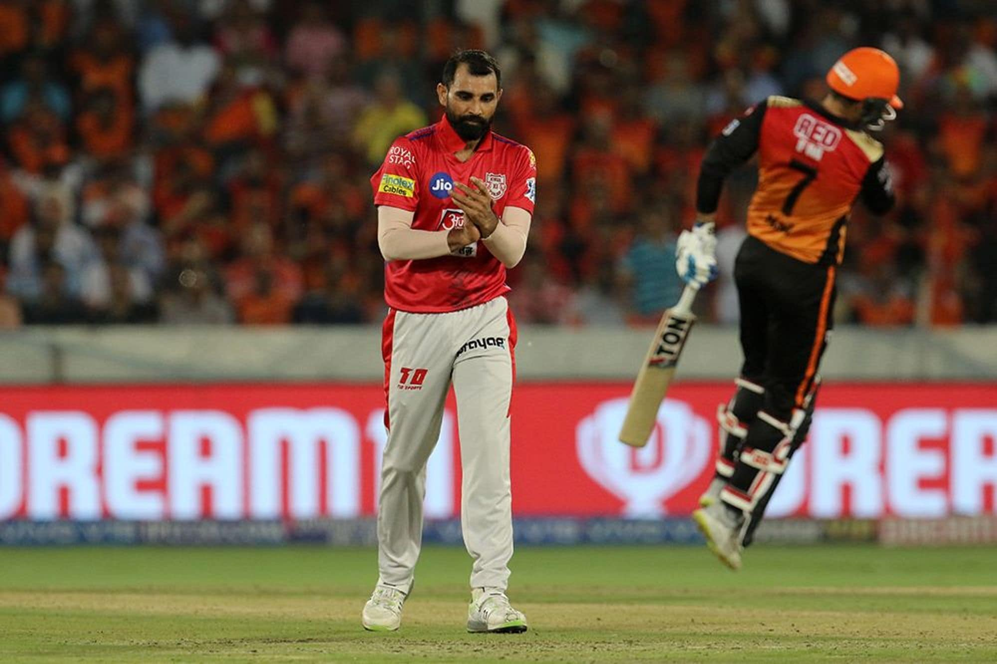 In Pics, Match 48, Sunrisers Hyderabad vs Kings XI Punjab