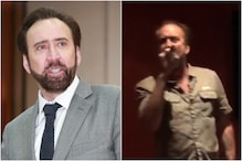 Amidst Divorce Nicolas Cage Breaks into 'Emotional' Karaoke Cover of Prince's 'Purple Rain'