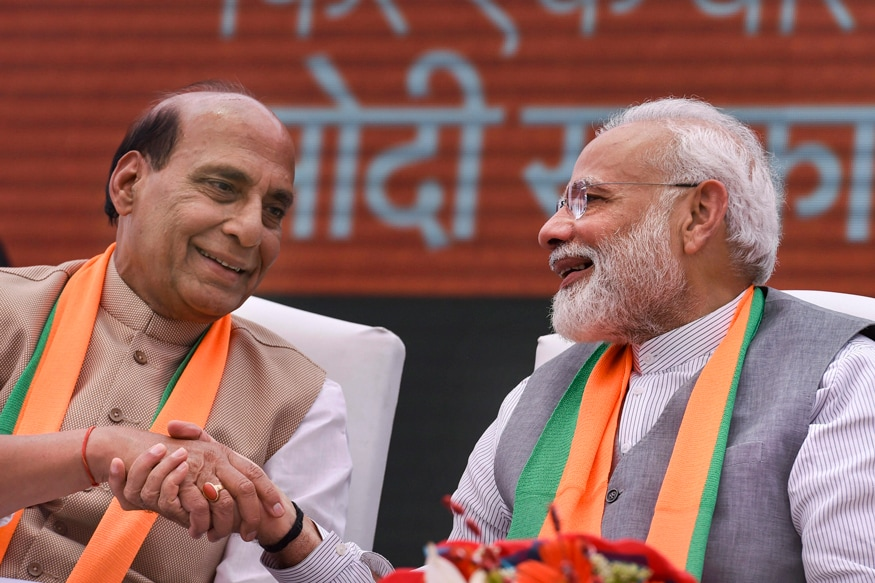PM Modi, Rajnath Singh Urge People to Vote in Large Numbers in Phase 6