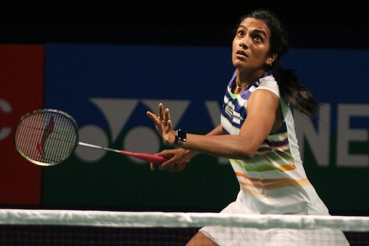 PV Sindhu is aiming to win her first title this year (Photo Credit: BAI)