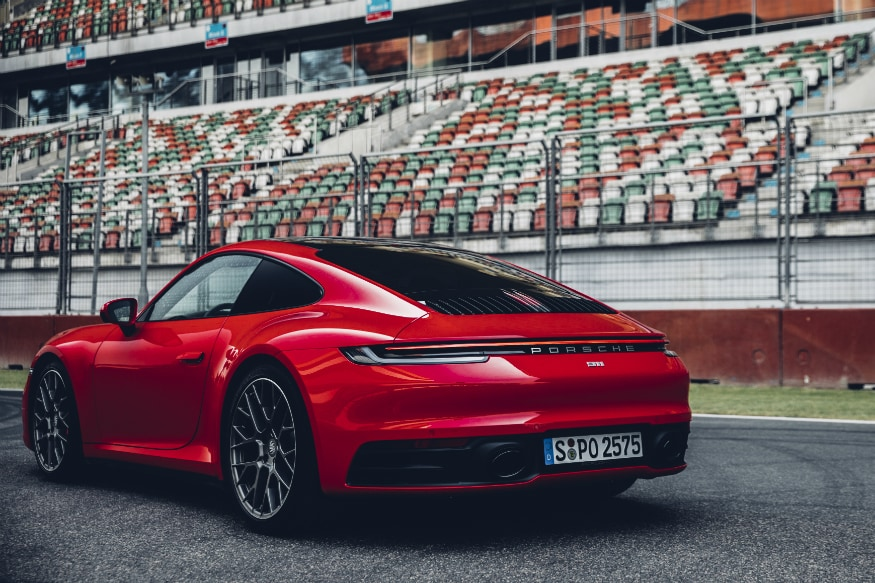 The new Porsche 911. (Image: Porsche)