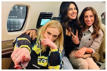 Priyanka Chopra, Sophie Turner & Danielle Jonas Throw Oodles of Rockstar Attitude in New Pic