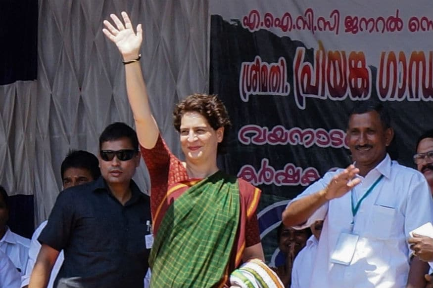 Never Been A 'Weaker PM' than Modi, Says Priyanka Gandhi at Wayanad Rally