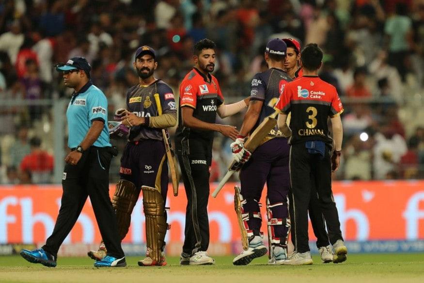 In Pics, Match 35, Kolkata Knight Riders vs Royal Challengers Bangalore