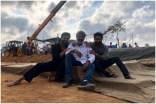 SS Rajamouli 'Trolled' By Jr NTR and Ram Charan for Delaying Release of RRR First Look