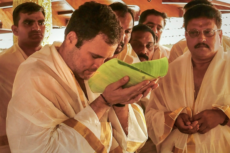 Rahul Gandhi Crosses 1-Lakh Lead Margin in Wayanad, Congress-Led UDF Leading in 19 Seats: Kerala Election Result Updates