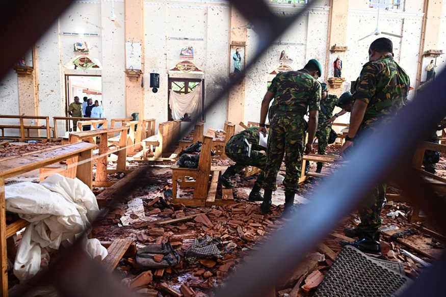 Day After Terror Attack, 87 Bomb Detonators Found at Bus Station in Colombo: Police
