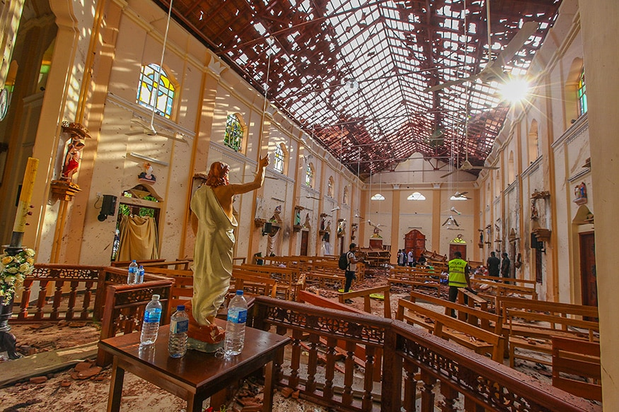 Wife of Suicide Bomber Who Attacked Sri Lanka Church Gives Birth to Baby