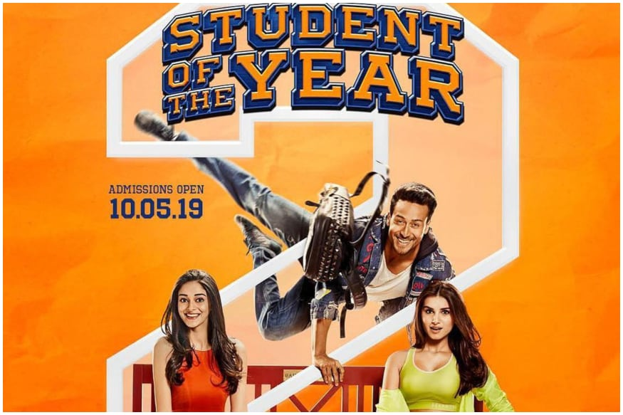 ananya pandey student of the year 2