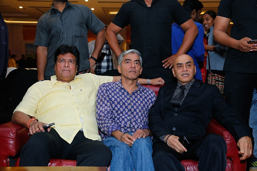 Dharmendra Unveils The Teaser Of The Great Indian Casino Photogallery