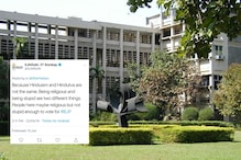 IIT-Bombay Draws Criticism for Calling People Who Vote for BJP 'Stupid' on Twitter