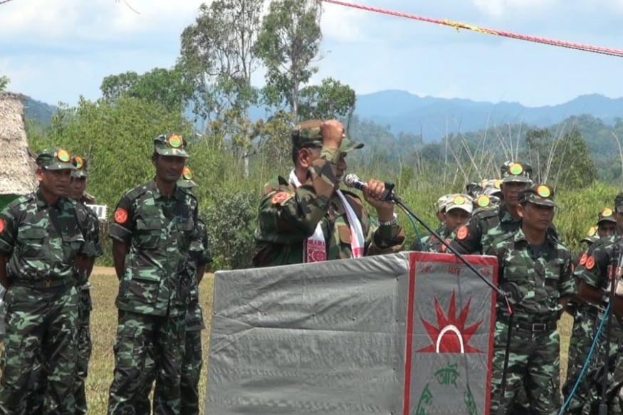'ULFA-I Awarded Death Sentence to Three of its Cadres for Trying to Flee Camp, Surrender'