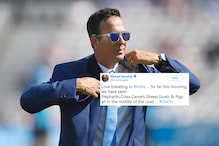 Michael Vaughan's Tweet About 'Pigs and Cows' on Indian Roads Has Outraged Twitter