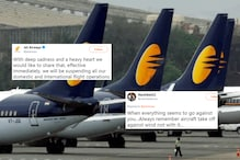Twitter is Sharing their Memories With Jet Airways After Airline Grounds All its Flights