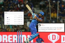 Delhi Capitals Climb to the Top Spot on IPL Points Table and Fans are in Disbelief
