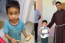 Mizoram Boy Who Tried to Save Chicken Receives PETA Award For Gesture