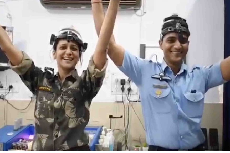 WATCH: Video of Military Doctors Dancing to Pharrell
