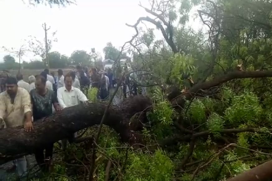 Thunderstorm Hits West Tripura; 380 Houses Damaged, Power Lines Snapped