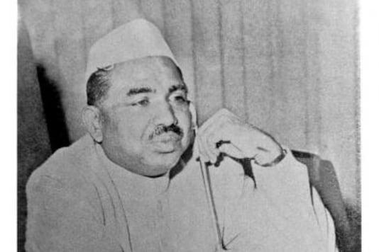 File Photo of Jagjivan Ram.