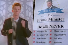 Real-Life Rickroll: British Citizens Want Rick Astley to Become the Next Prime Minister
