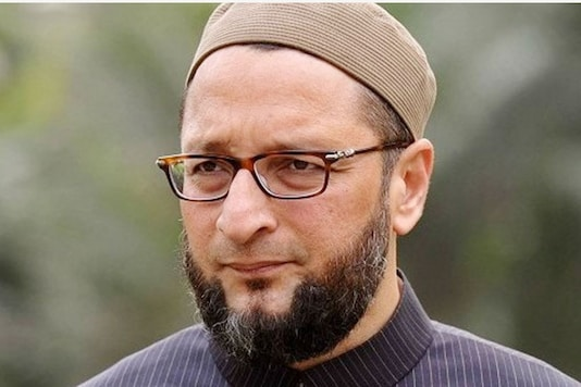 File photo of AIMIM chief and Hyderabad MP Asaduddin Owaisi.