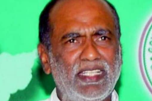 File photo of Telangana BJP chief K Laxman (Image : PTI).