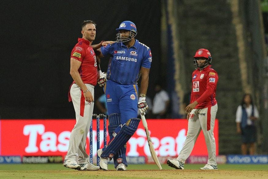 In Pics, Match 24, Mumbai Indians vs Kings XI Punjab